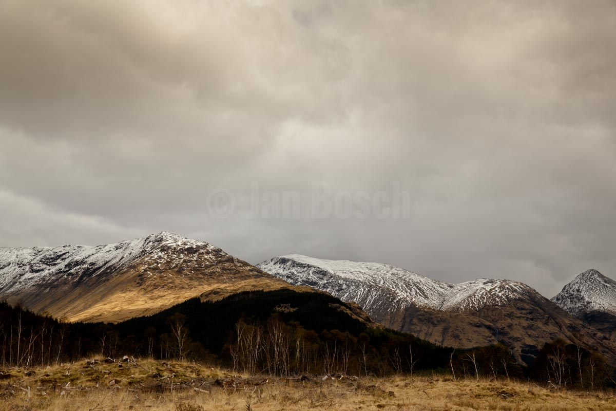 Glen Etive, Scotland. © Jan Bosch