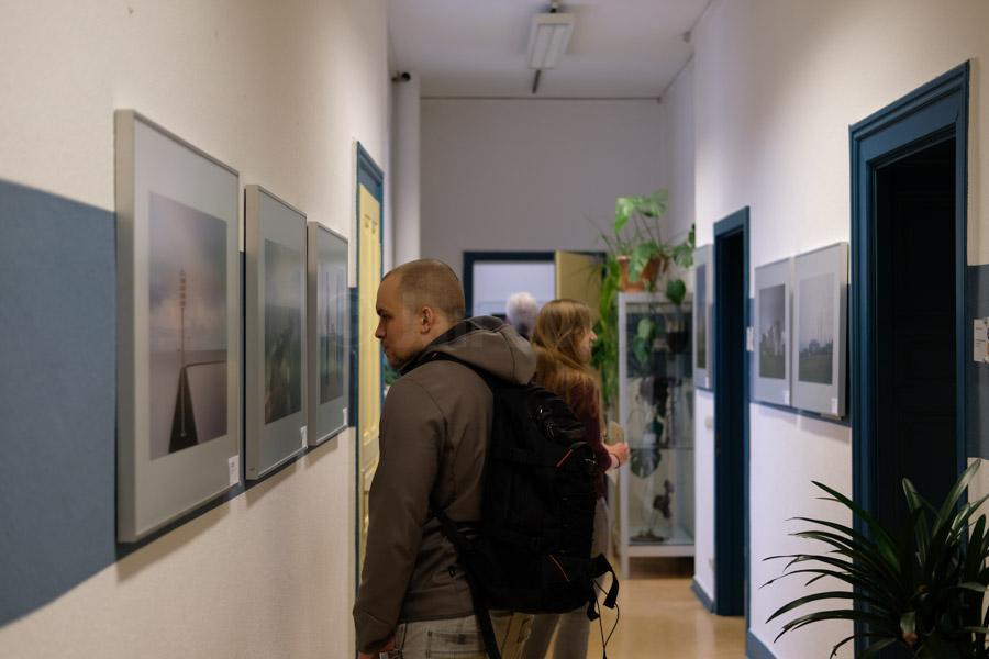 Impressionen der 4. Marburger Fototage in der vhs in Marburg, 17.-19.3.2017. © Jan Bosch