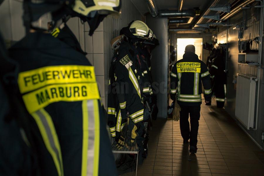 Feuerwehr Marburg © Jan Bosch