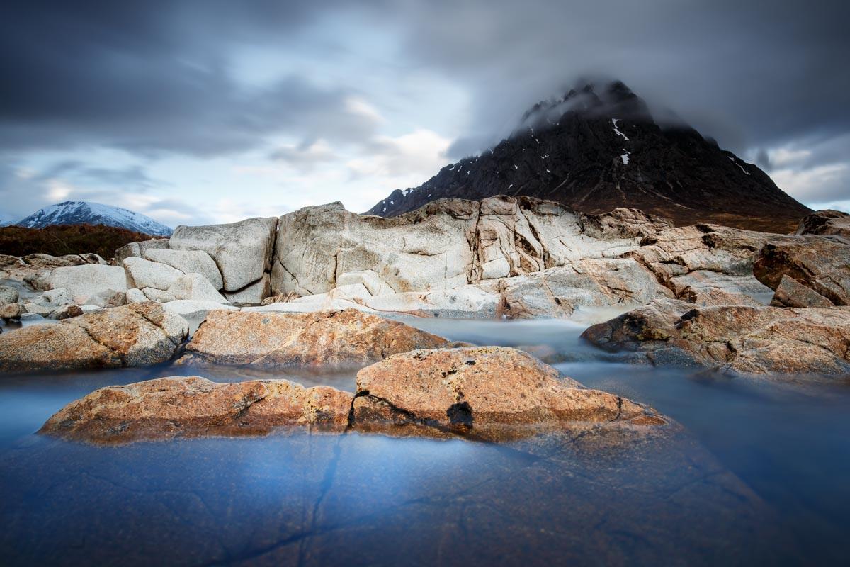 River Etive, Scotland. © Jan Bosch