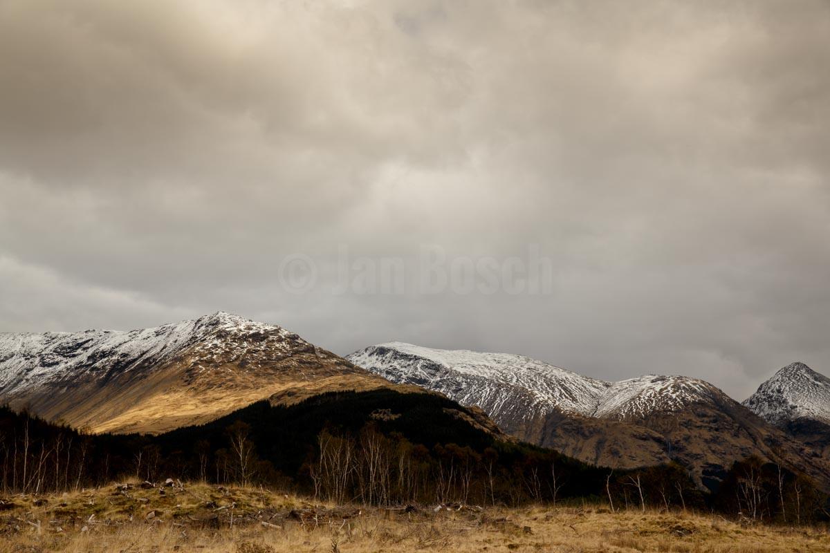 Glen Etive, Scotland. © Jan Bosch