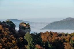 Herbstwandern in der Südpfalz für den Tourismusverband Südliche Weinstrasse e. V. /Trekking Magazin 10/2019 © Jan Bosch