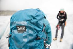 Katalogaufnahmen für die Firma Bach Backpacks © Jan Bosch