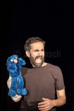 Schauspielerportraits für die Spielzeit 2017/2018 des Hessischen Landestheater Marburg.© Jan Bosch