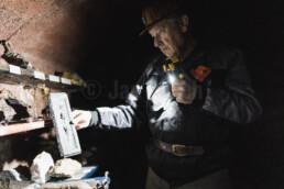 In der Grube Ypsilanta wurde von 1839 bis 1934 Roteisenerz vom Lahn-Dill-Typ abgebaut. Der letzte Besitzer war der Unternehmer Carl Grün aus Dillenburg. © Jan Bosch© Jan Bosch