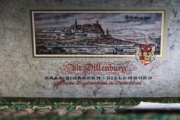 Ausstellung in der Villa Grün zur Industriegeschichte von Dillenburg. © Jan Bosch© Jan Bosch